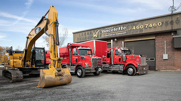 Excavation Commerciale Brossard